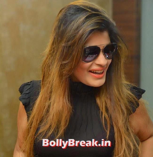 Neerja Bajaj, Hair and Makeup Studio 'ANGE', Launch Pics