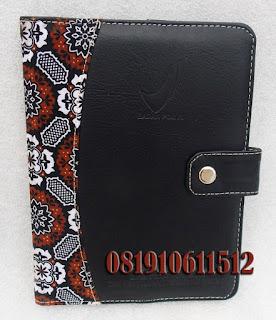 Cover Agenda Batik