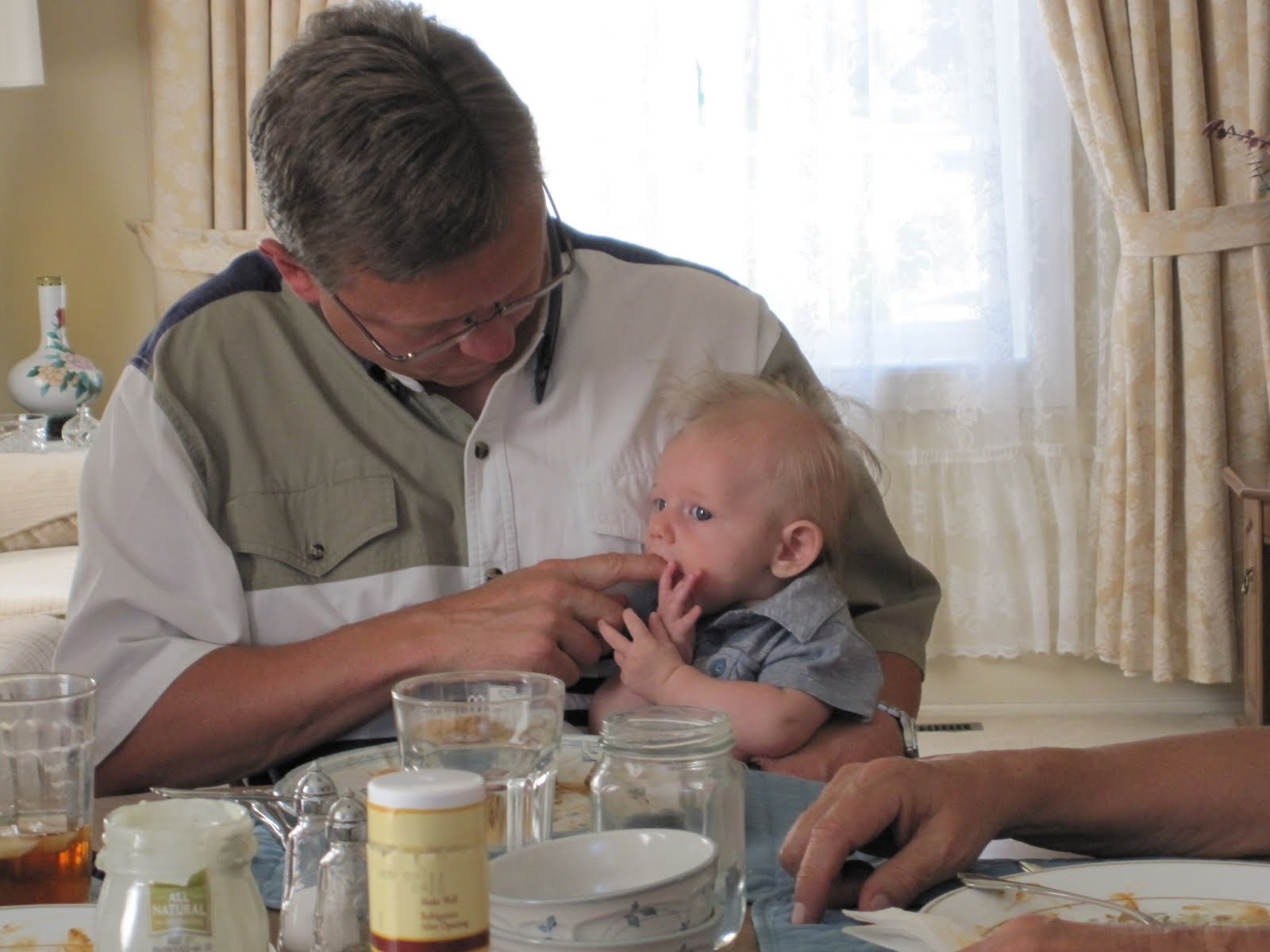 Steve Read Grandma S Kitchen