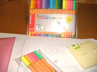 rotuladores stabilo vuelta al cole mioasisdepalabras material escolar colores