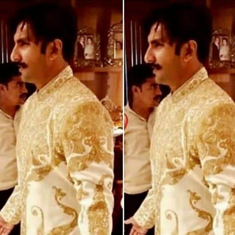 Deepika Padukone and Ranveer Singh Wedding Pics, DeepVeer Wedding Pics; DeepVeerKiShaadi