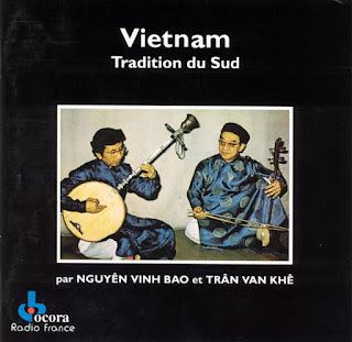 Trân Van Khê, Nguyen Vinh Bao, Musique Du Viêt-nam: Tradition du Sud, Ocora