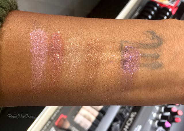 Make Up For Ever Starlit Palette   bellanoirbeauty.com