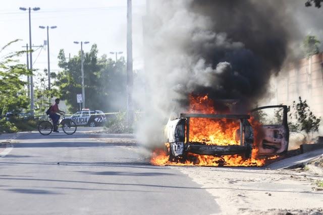 Sobe para 309 o número de detidos por ataques no Ceará, anuncia Camilo