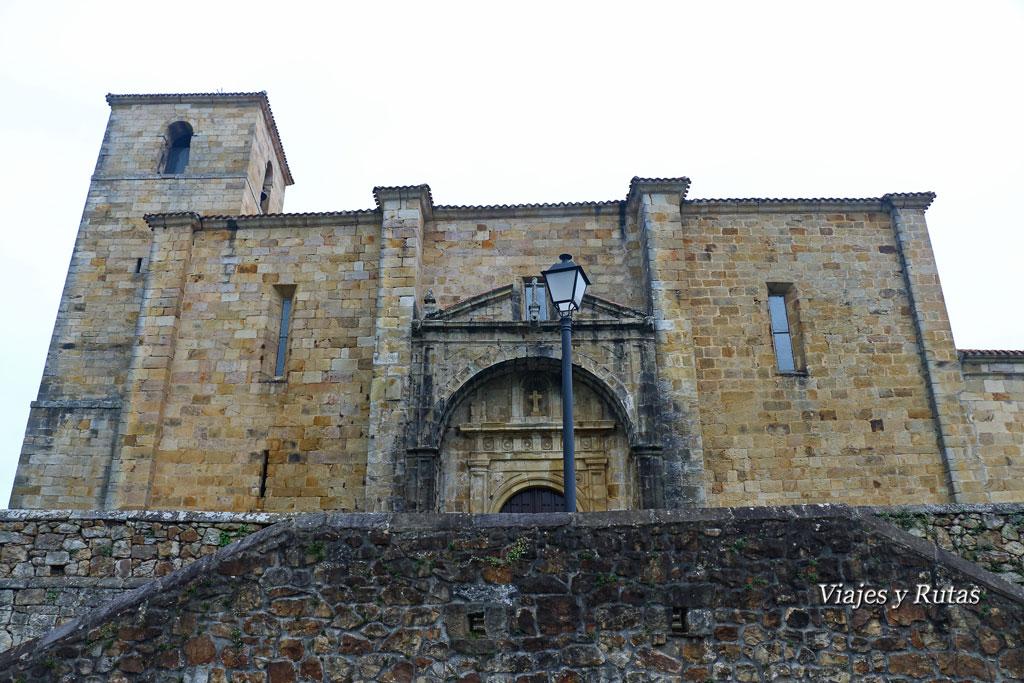 glesia de San Pedro Advincula de Liérganes