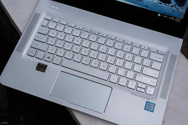 Trên tay laptop HP Envy 13: mỏng nhẹ cấu hình cao thiết kế ngon