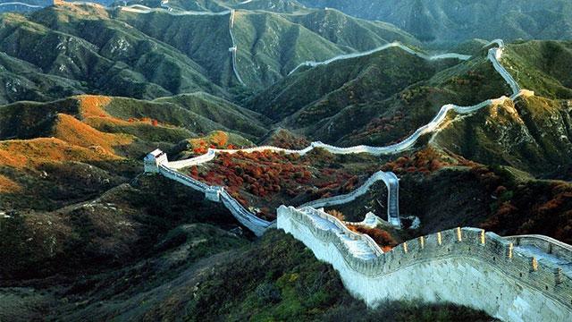 Pembangunan Tembok Besar Memakan Waktu 2.000 Tahun