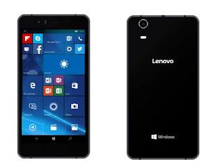 Softbank 503LV Perangkat Windows 10 Mobile Terbaru dari Lenovo