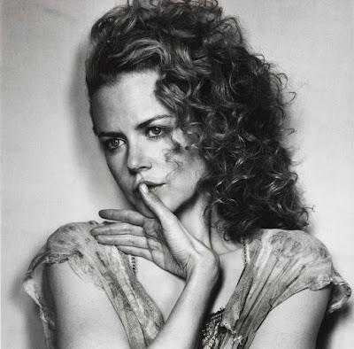 Irving Penn - Nicole Kidman
