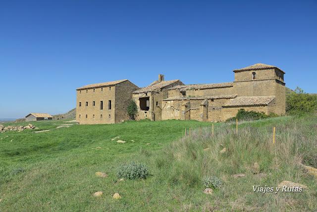 Yacimiento arqueológico de Los Bañales, Uncastillo, Zaragoza