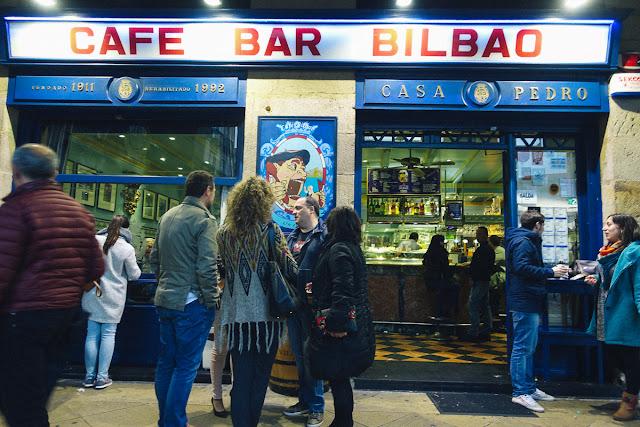 カフェ・バル・ビルバオ(Cafe Bar Bilbao)