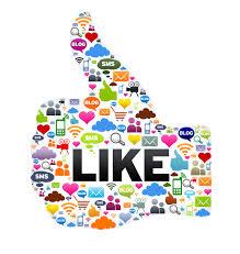 Social Media Thumb Up!