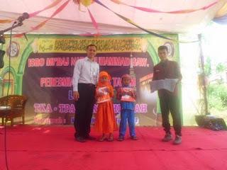 RZ Cilegon Salurkan Superqurban dan Beasiswa Kepada  Warga Lebak Ayang Cibeber