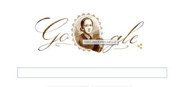 Google Doodle Peringati Hari Lahir Raden Adjeng Kartini