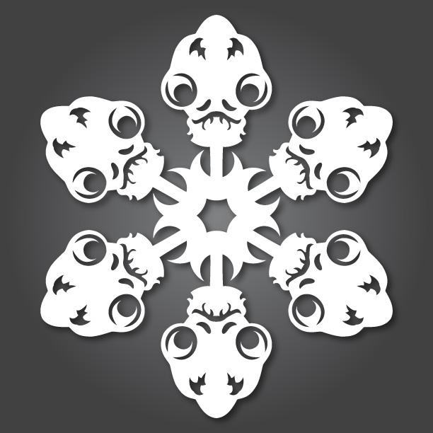 It's Snowing Star Wars! 10 new DIY Star Wars Paper ...