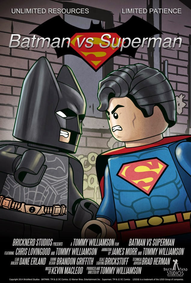Batman vs. Superman animatedfilmreviews.filminspector.com