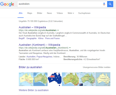 Google Universal Search: Bilder-Integration