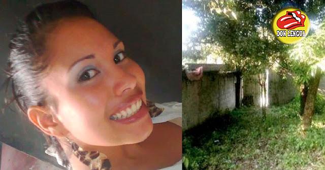 Su ex-pareja la asesinó y la enterró frente a su casa