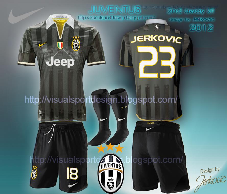 fea268e8cfc JUVENTUS NIKE HOME KIT. fc juventus nike camicetta calcio jerković design