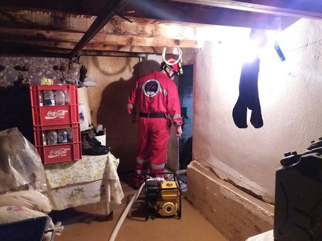 Η Ελληνική Ομάδα Διάσωσης Αργολίδας συμμετείχε ενεργά στην Αντιμετώπιση των πλημμυρικών φαινομένων