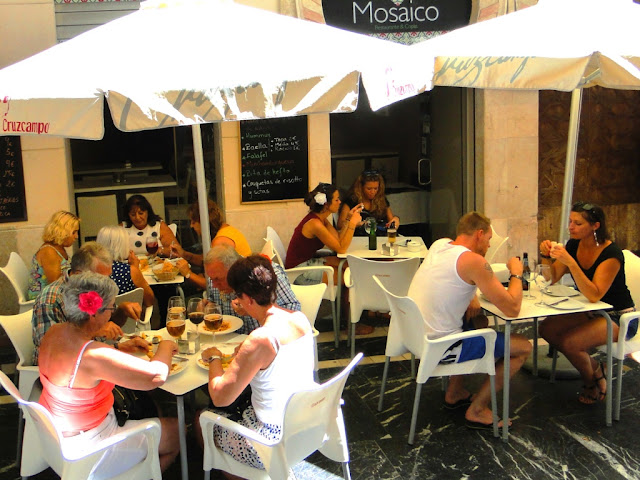 Mosaico Restaurant - MalagaTrips