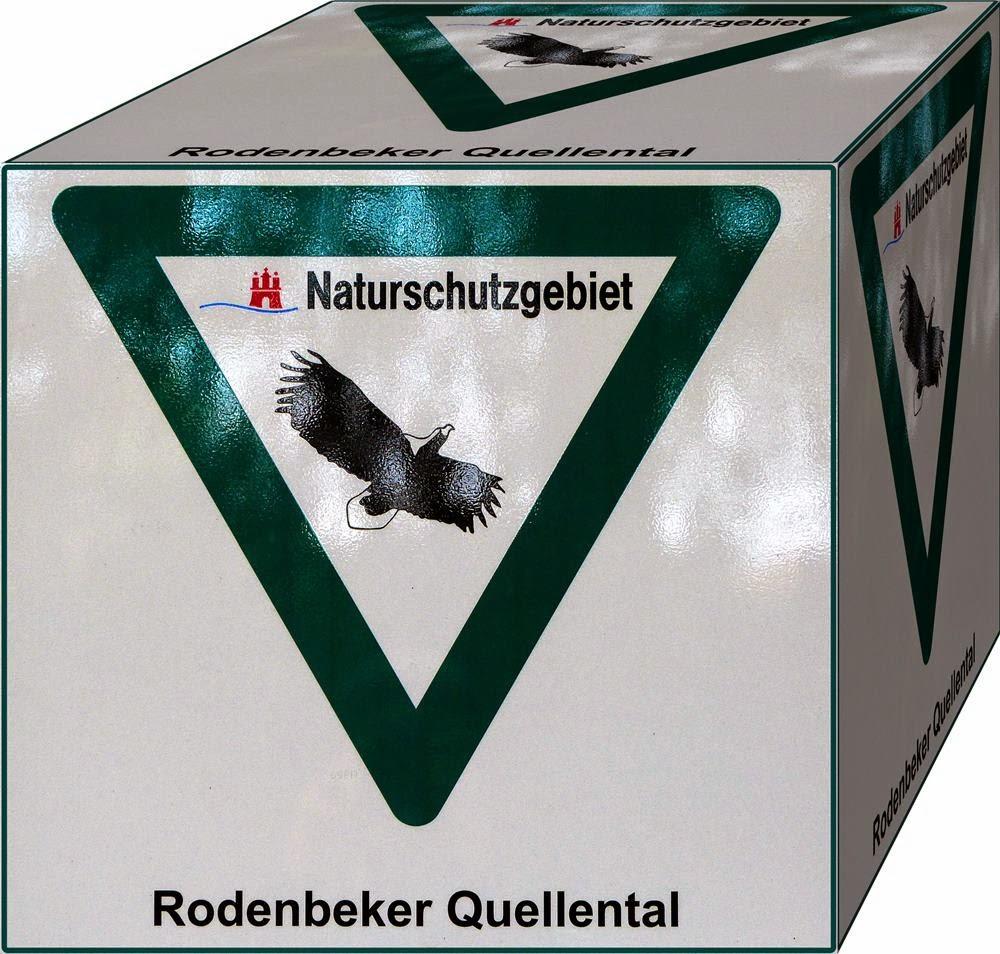 Naturschutzgebiet Hamburg Rodenbeker Quellental