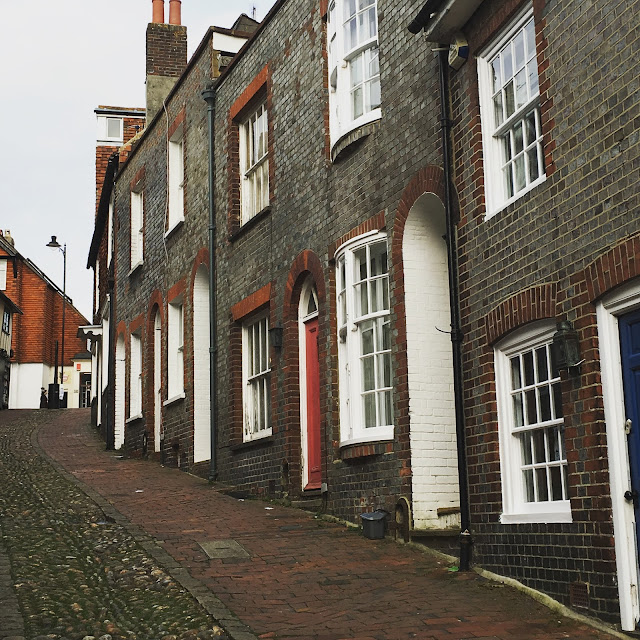 A day in Lewes by What Laura did Next