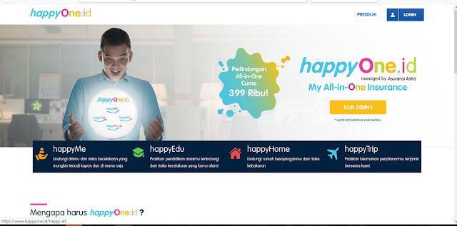 Promo Happyone.id Rp399.000
