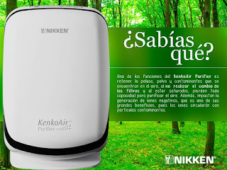 Compra acá tu sistema de aire Nikken