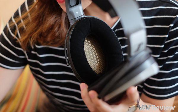 Cận cảnh tai nghe Sennheiser HE 1 trị giá hơn 1,3 tỷ đồng tại Việt Nam
