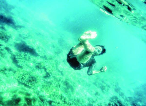 spot snorkling nusa peninda