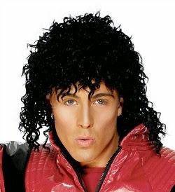 Michael Jackson Thriller Wig