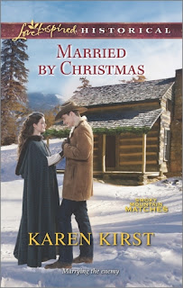 Heidi Reads... Married by Christmas by Karen Kirst