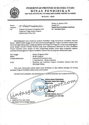 Contoh Surat Resmi 2014 Terbaru Berita Remaja Indonesia