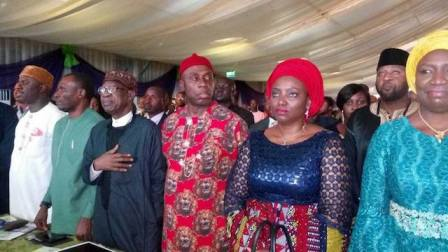 lai mohammed, Rotimi amaechi and other Apc stakeholders
