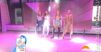 Little Mix Touch the Today Show