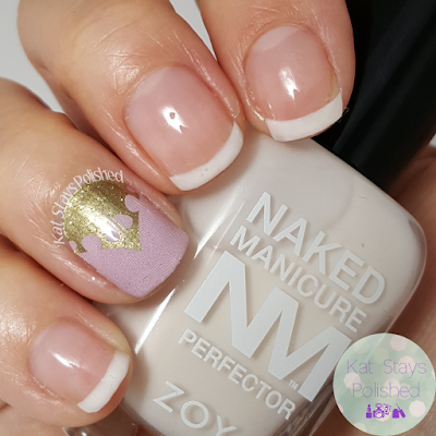 Jamberry Once Upon a Dream | Kat Stays Polished