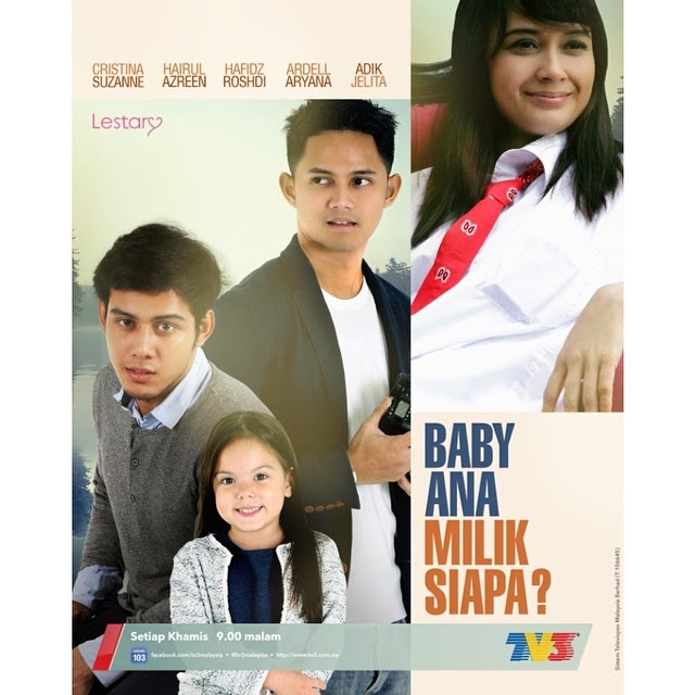 Baby Ana Milik Siapa? [Episod 8]