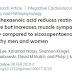 Nova revisão demonstra o efeito do DHA na pressão arterial