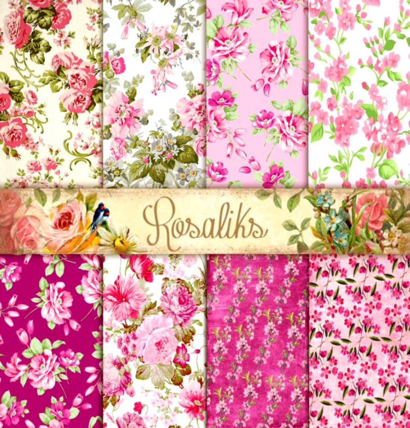 Shabby Chic Wallpaper | Wallpapers King