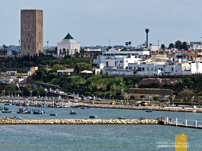 Rabat Three Day Itinerary Hassan Tower