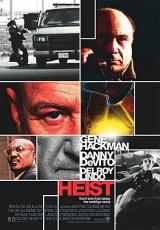 """Carátula del DVD: """"El último golpe"""""""