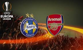 BATE Borisov vs Arsenal Full Match & Highlights 28 September 2017