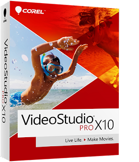 Corel VideoStudio Pro X10 2018 Review and Download