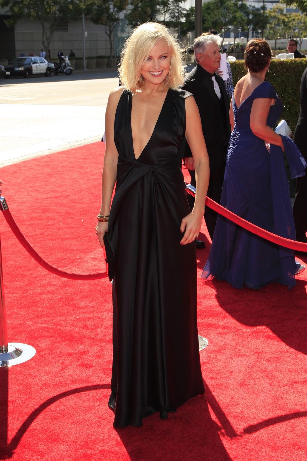 Malin Akerman Hot Images At Creative Arts Emmy Awards -5363