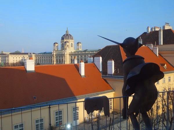 Vienne Wien musée museum Mumok