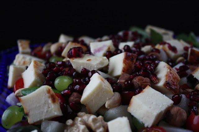 joulu salaatti juhlasalaatti
