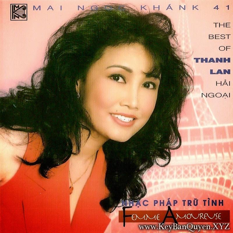 Thanh Lan - Nhạc Pháp trữ tình 3CD [WAV]