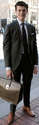 Menswear Basics ~ Hacking Style for Dudes from a Werewolf Dandy