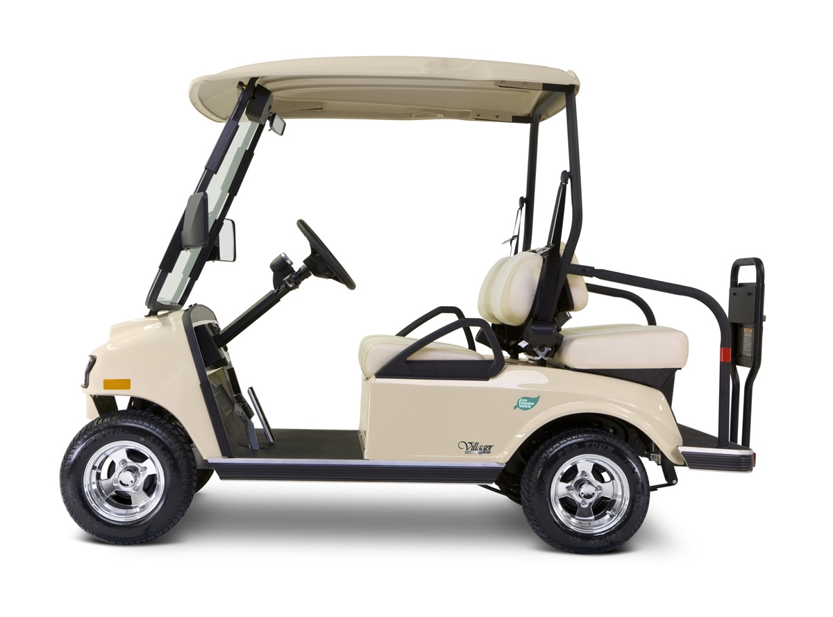 Club Car Golf Carts: The Murphey Saga: Sunday Stroke Survivor
